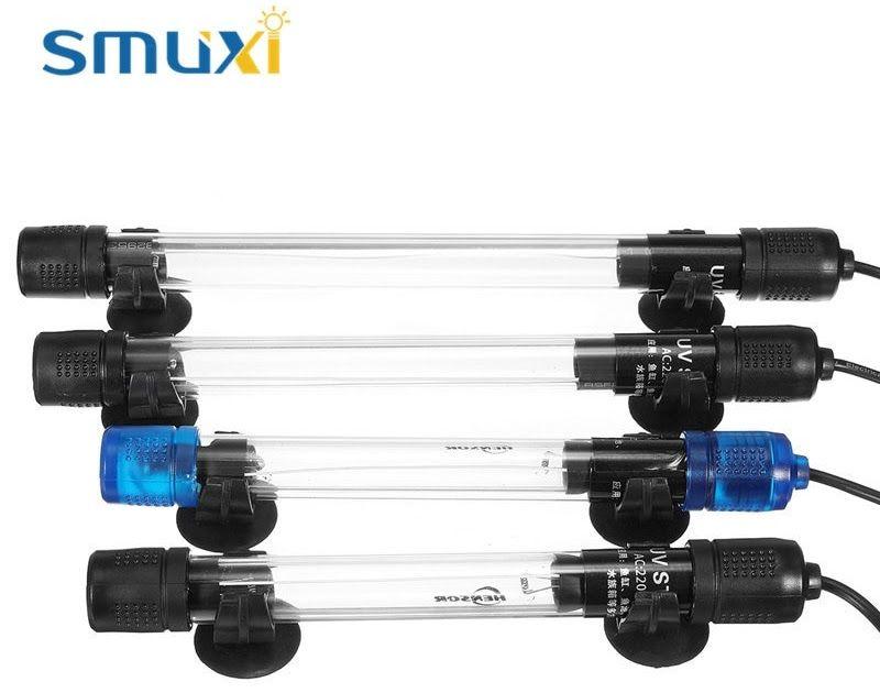 Discount Up To 50 Smuxi Submersible Uv Light Sterilizer Ultraviolet Lamp 5w 7w 9w 11w For Aquarium Disinfect Fish Ta Ultraviolet Lamp Submersible Ultra Violet