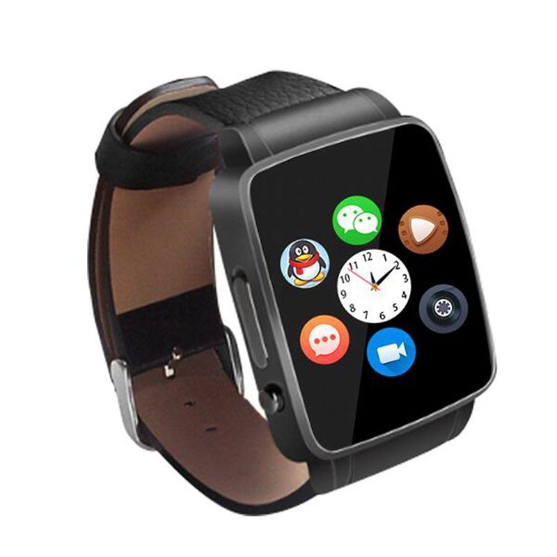 Alibaba China Lieferant Reloj Inteligente Android X6 Smartwatch