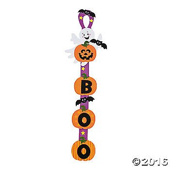Ghost door hanger craft kit makes 12 hanger crafts homemade ghost door hanger craft kit makes 12 homemade halloween decorationshalloween ideashalloween solutioingenieria Choice Image