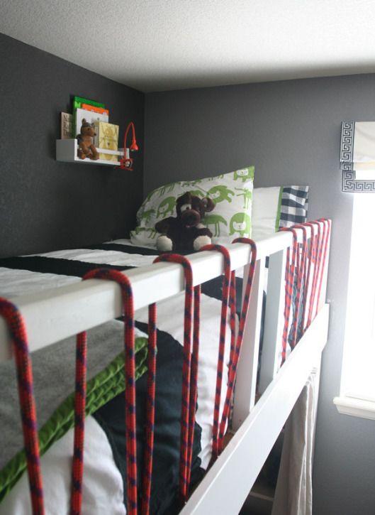 Ikea Kallax Queen Storage Bed Mit Bildern Diy Plattform Bett