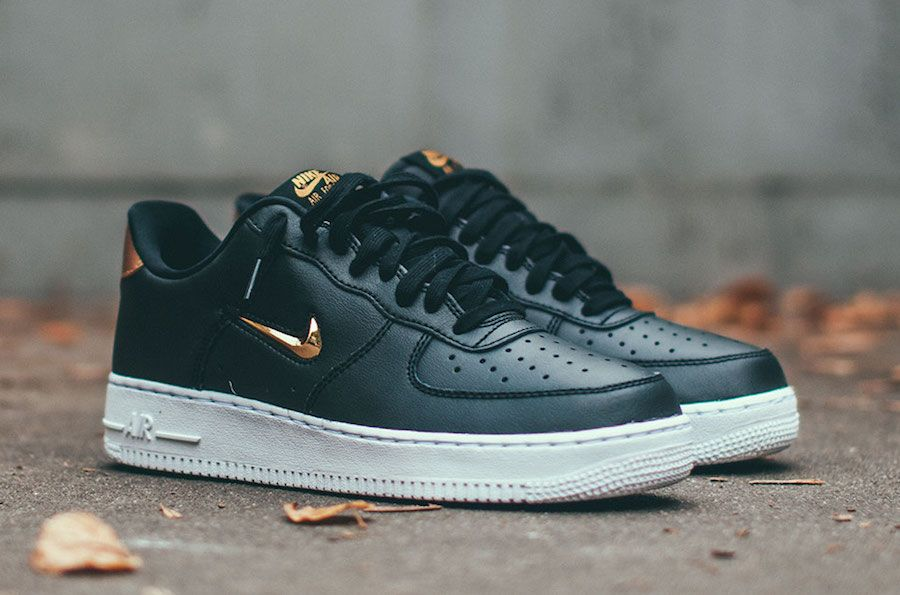 Nike Air Force 1 Low 07 LV8 Sport Blue Gold