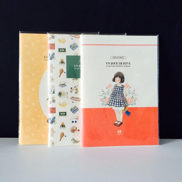 Un Jour De Reve - Notebook