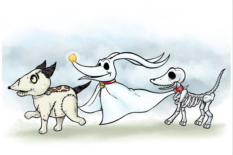 Tim Burton's Spooky buddies (Frankenweenie, Nightmare Before ...
