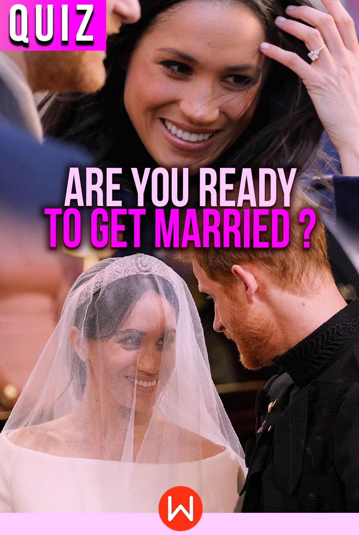 Quiz: Are You Ready to Get Married? | Who Are You? | Relationship