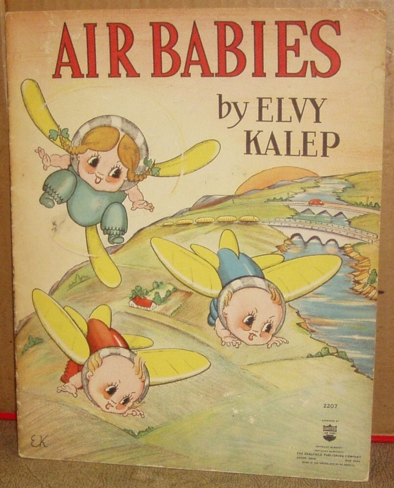 Air babies book by elvy kalepintroduction by amelia