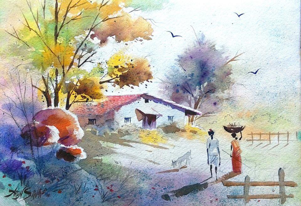 Arte: Arunkumar Sonone