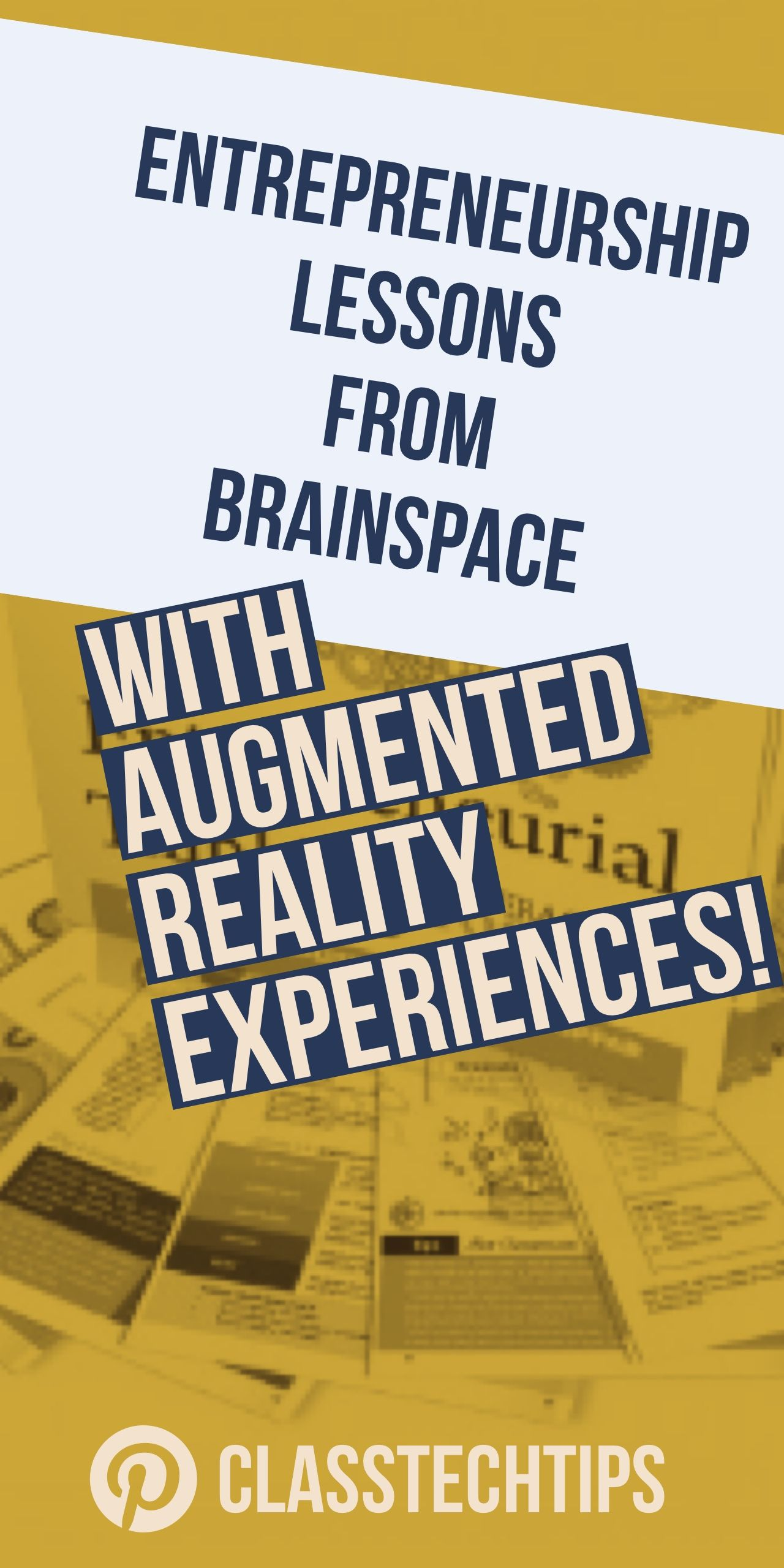 Entrepreneurship Lessons from Brainspace with Augmented