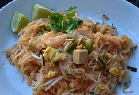 Whitewater cooks easy pad thai bcliving food pinterest easy this pad thai recipe developed by chef shelley adams of whitewater ski resorts celebrated fresh tracks cafe is easy to prepare super tasty forumfinder Image collections
