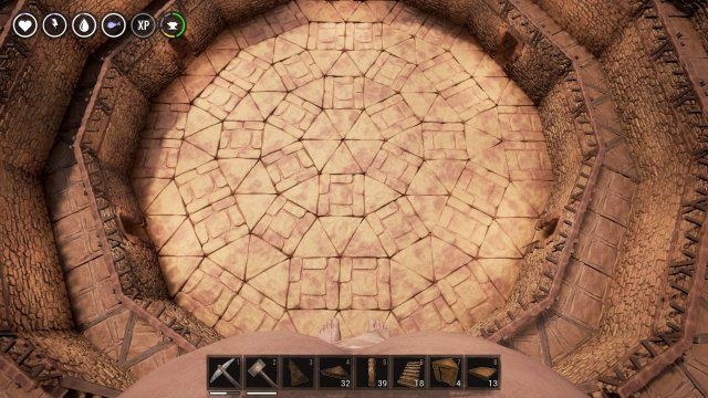 Conan Exiles - Circles And Spiral Stairs