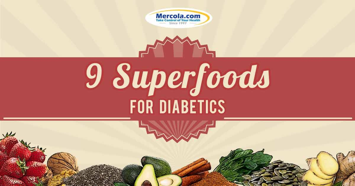 9 superfoods for diabetics that you can add to your #diet