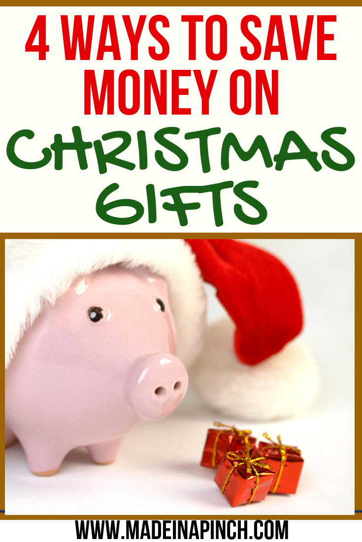 How to save money buying christmas gifts