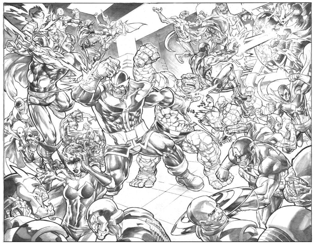Spider Man Vs Thanos Coloring Pages Avengers Coloring Pages Marvel Coloring Avengers Coloring