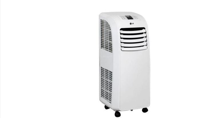 New 8,000 BTU Portable Air Conditioner and Dehumidifier ...