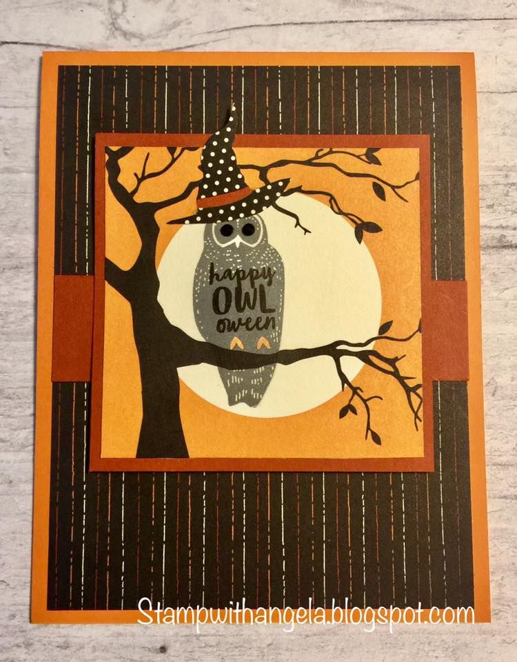 Welcome to sneak peak #2 Today\u0027s project is another Halloween card - halloween catalog