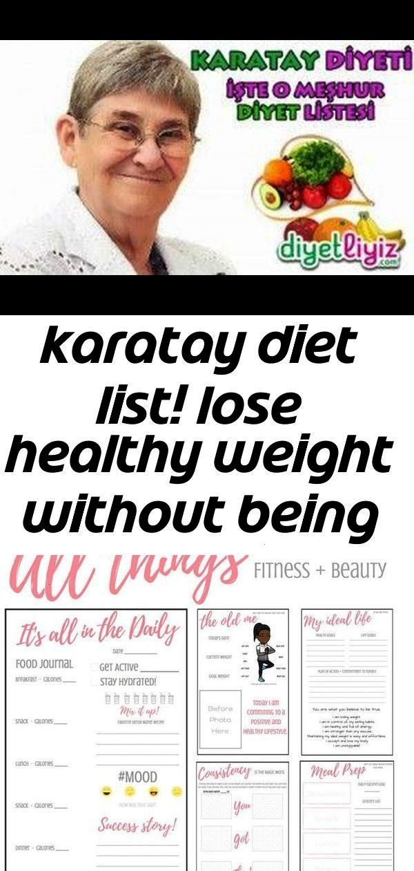 #journal #karatay #fitness #healthy #without #beauty #hungry #health #weight #karat #being #food #di...