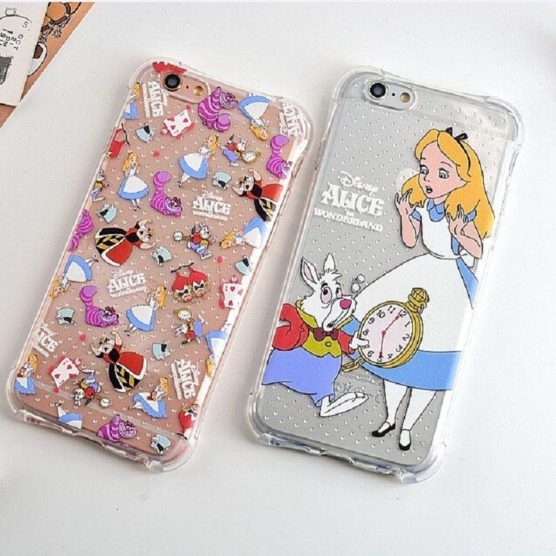Alice in Wonderland Iphone 6 6s Plus Wonderland Phone Case