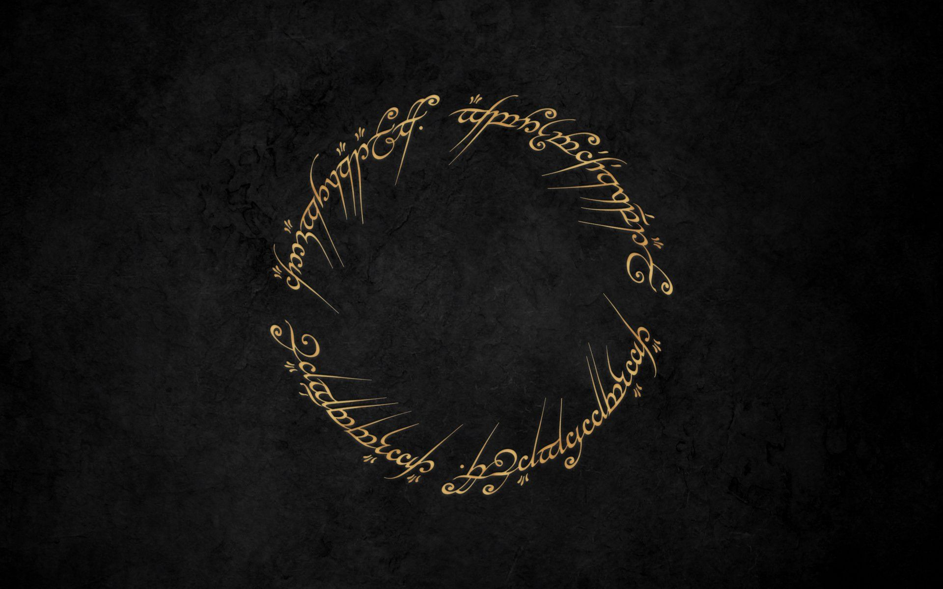 Lord Of The Rings Wallpaper 21 1920 X 1200 Stmed Net Lord Of The Rings One Ring The Hobbit