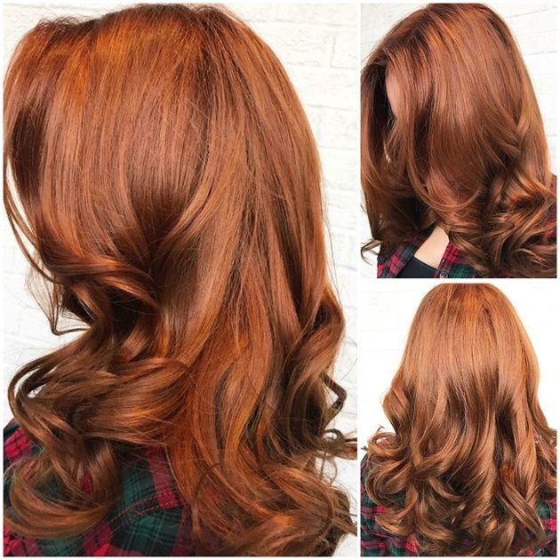 Drab And Faded To Wow Red Ginger Hair Color Hair Color Formulas