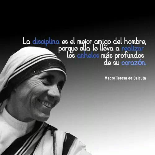 Madre Teresa Teresa De Calcuta Frases Frases De La Madre