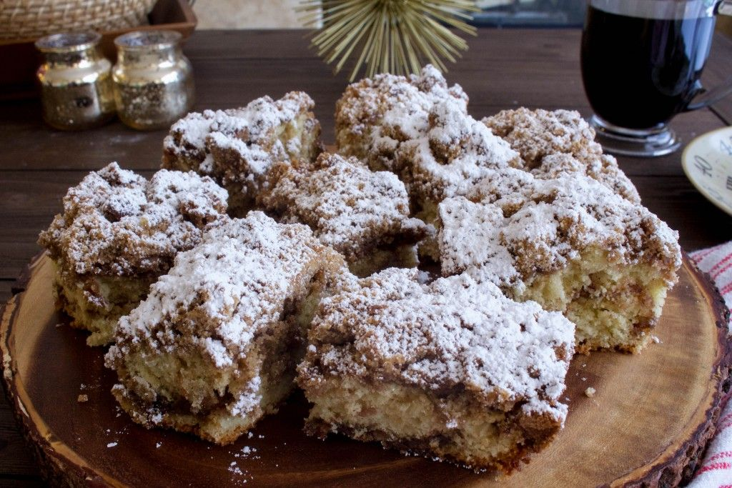 Entenmanns copycat coffee cake recipe with images