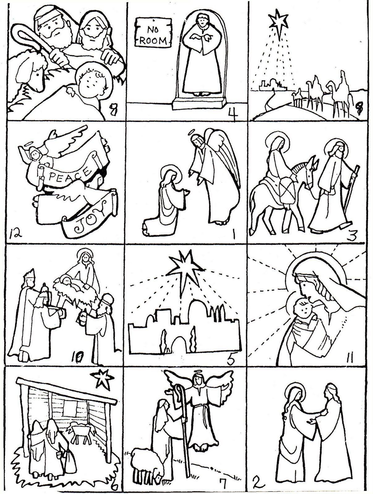 ELEMENTARY SCHOOL ENRICHMENT ACTIVITIES: CHRISTMAS STORY ...