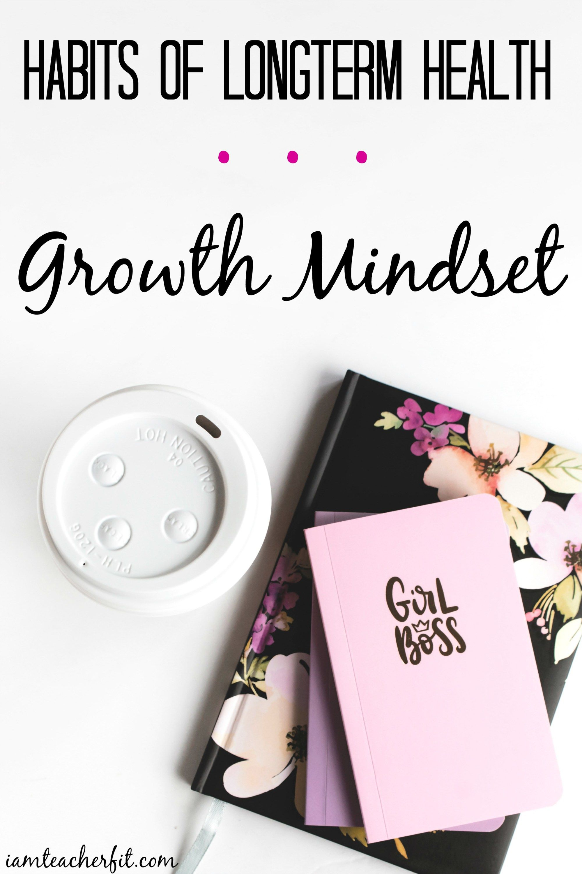 Habits of Longterm Health: Growth Mindset   Promoting