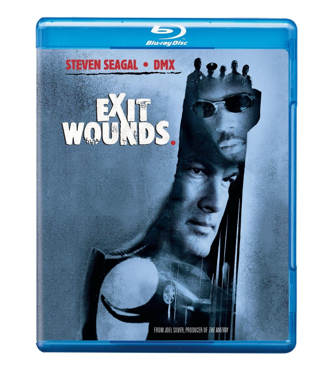 Exit Wounds by Steven Seagal (2001-07-31)