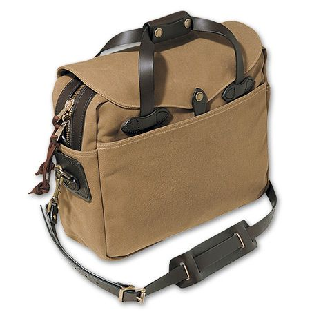 Filson Briefcase Computer Bag A Bit Heavy For Everyday Use But Perfect Travel Can Hold 15 Laptop And Dslr Nicely Padded Secure Leather