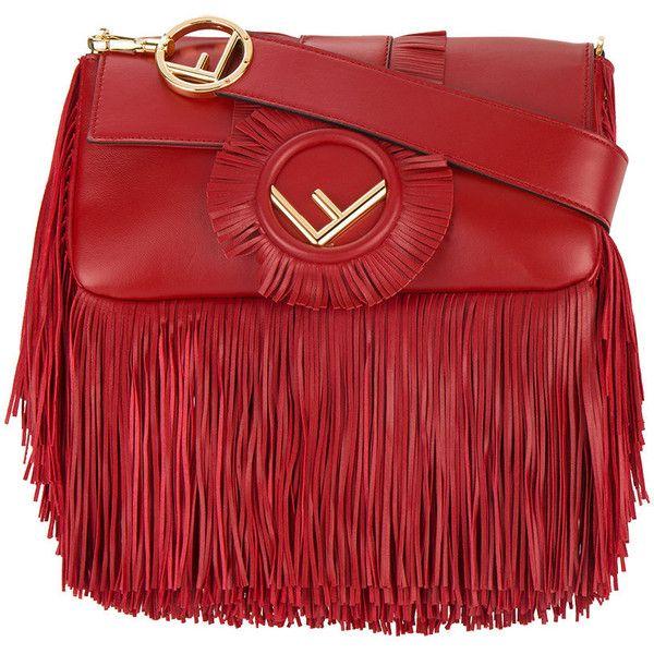 1afcf86354 ... leather shoulder bag 532p199u 80736 ireland fendi baguette fringed shoulder  bag 12275 ils liked on polyvore featuring bags ef8e8 7aa5b ...