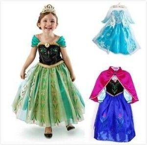 Vestidos para bebés » Vestidos de princesas 4