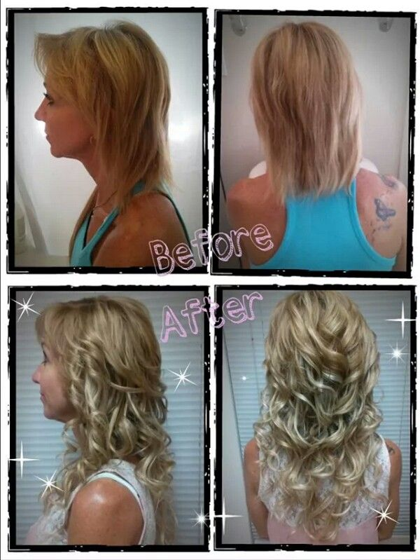 Another Creation Individual Hair Extensions Hairstylist Megan Barre