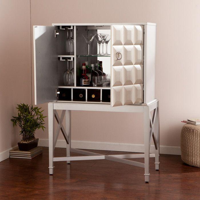 $293.99 Wayfair.com Bars & Bar Sets by Mercer41 Ritchie bar cabinet