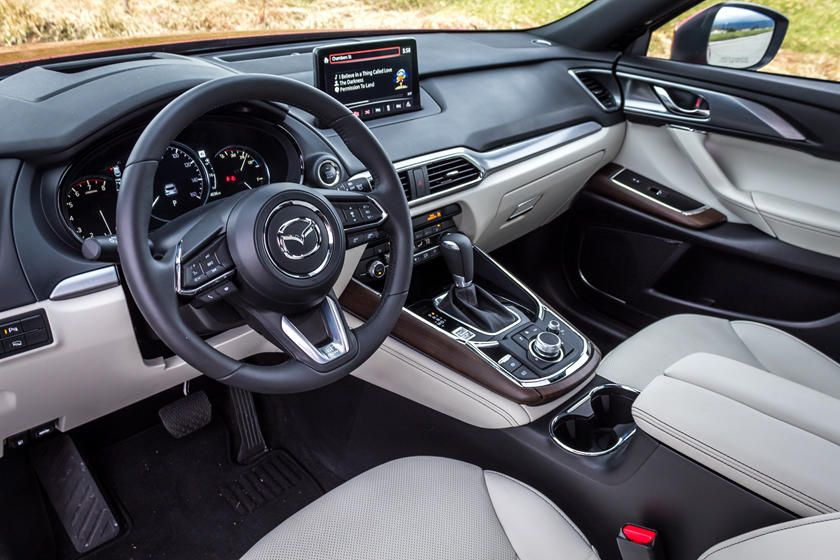 2020 Mazda CX9 Dashboard Photo in 2020 Mazda cx 9