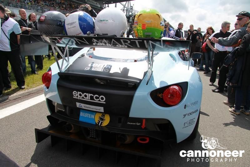 Hat Rack Seen By Cannoneer Photography At The Nurburgring 24hrs