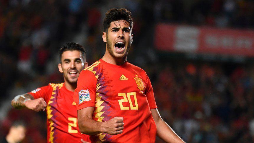 Kantersieg gegen Kroatien Spanien zerlegt den Vizeweltmeister