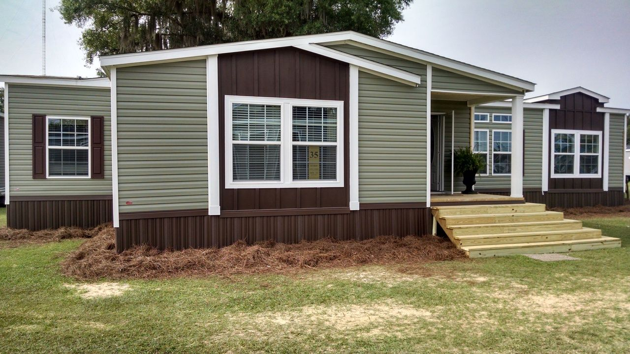 Clayton mobile home sprucing up the homestead Pinterest