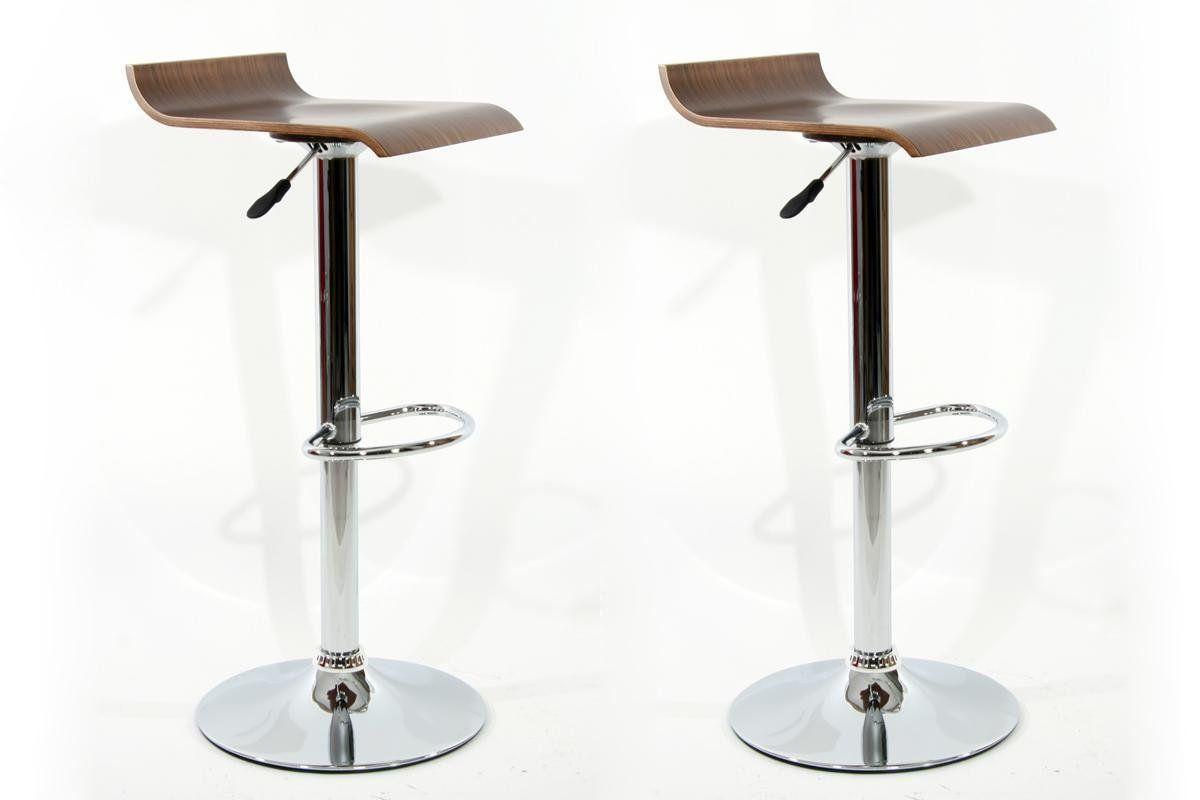 2x Barhocker holzfarben Holz höhenverstellbar | Kitchens | Pinterest ...