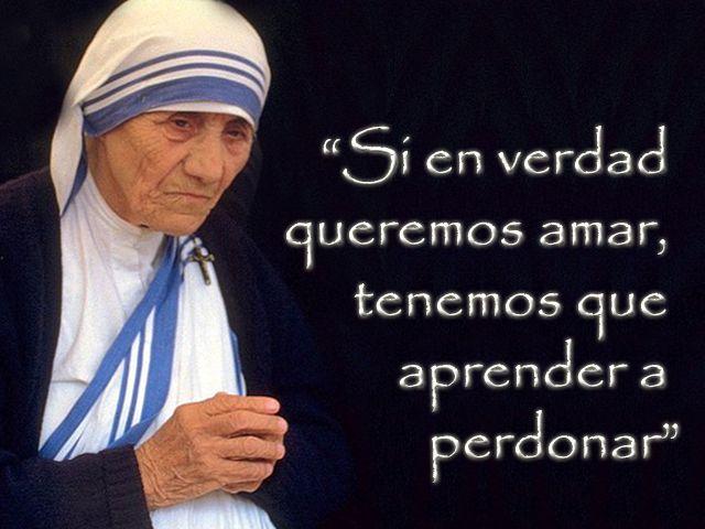 Pin En Madre Teresa De Calcuta