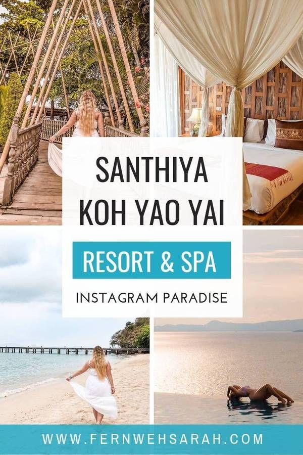 Santhiya Koh Yao Yai Resort & Spa - A love letter to a hotel ⋆ Fernwehsarah #backpackingthailand