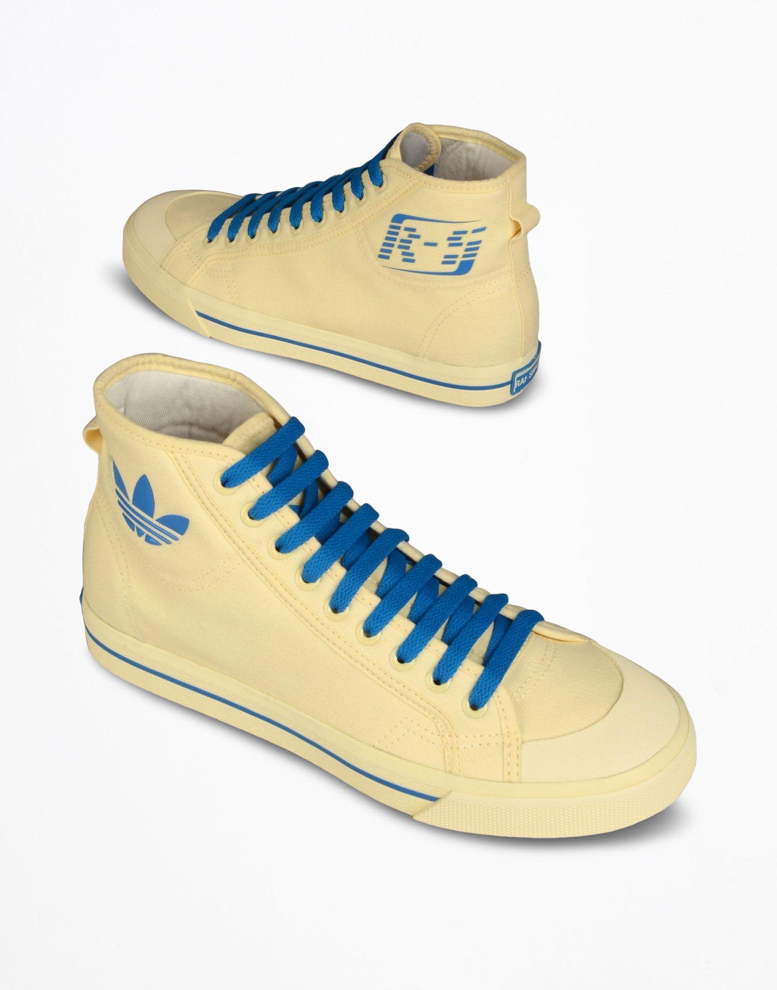 best loved 9a403 ddde9 RAF SIMONS MATRIX SPIRIT HIGH SHOES unisex Y-3 adidas