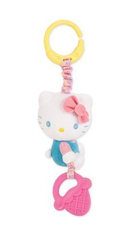 e15f5be50 Hello Kitty Teether - Blue by International Playthings. $7.99. Hello Kitty  Teethers link and