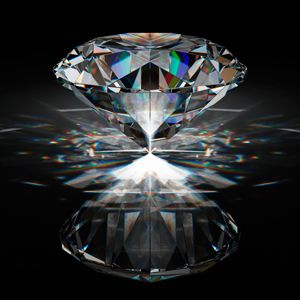 150-Carat All-Diamond Ring Breaks Records