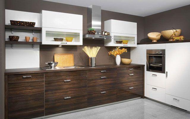 Distribución de cocinas en L Cocinas Pinterest
