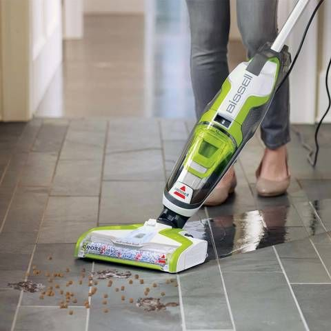 Bissell Crosswave All In One Multi Surface Wet Dry Vacuum 1785