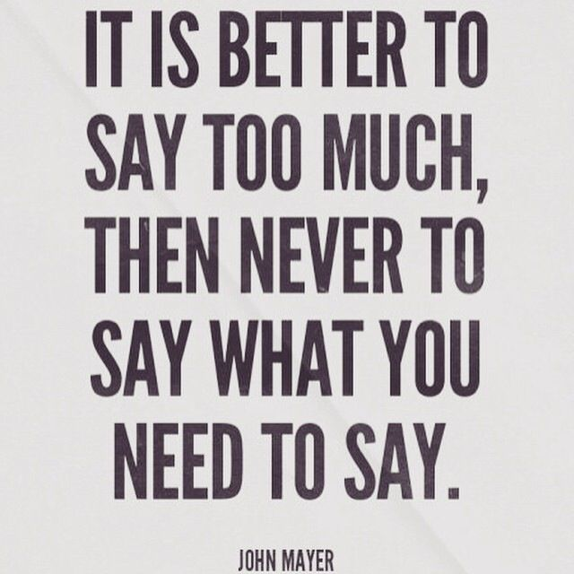 Pin By Mally Quah On Mon Amour John Mayer Pinterest Quotes