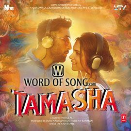 Tum Saath Ho Lyrics Tamasha Alka Yagnik Arijit Singh  C2 B7 Tamasha Moviemovies Freewatches