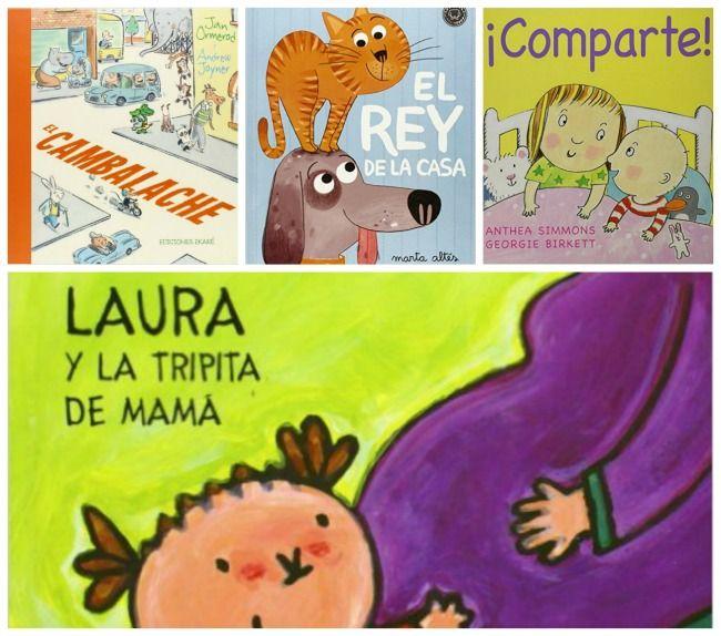 Cuentos para regalar esta Navidad (niños de 0 a 5 años) | Libros ...