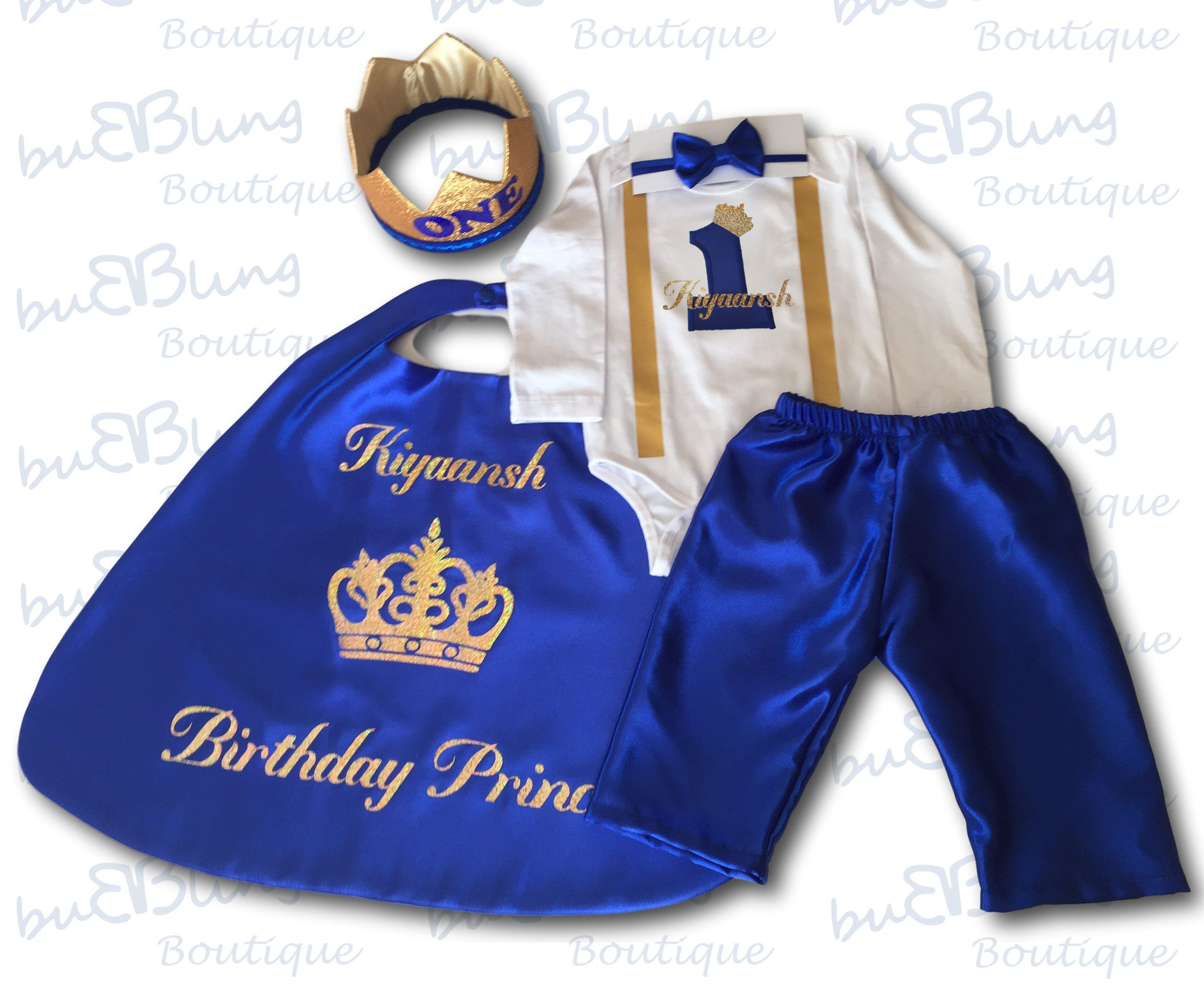 1st Birthday Boy Outfit Long Sleeve 1st Birthday Outfit Baby Boy
