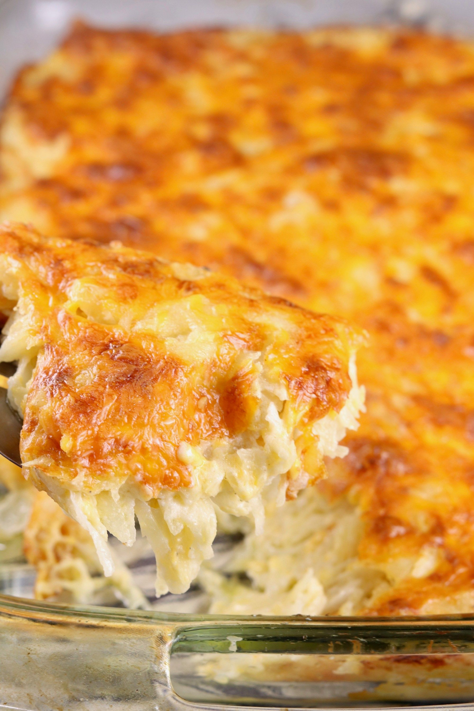 Cheesy Hashbrown Casserole