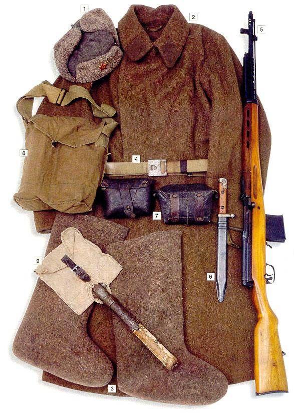 Russian Uniform